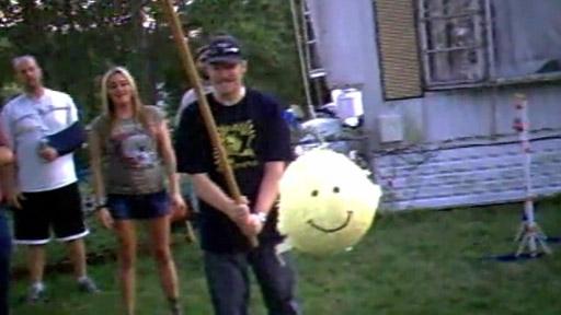 El de la piñata