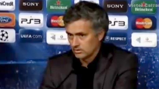 Mourinho y los Sugus