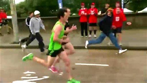 Animando el maratón