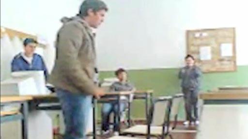 Diversión en clase