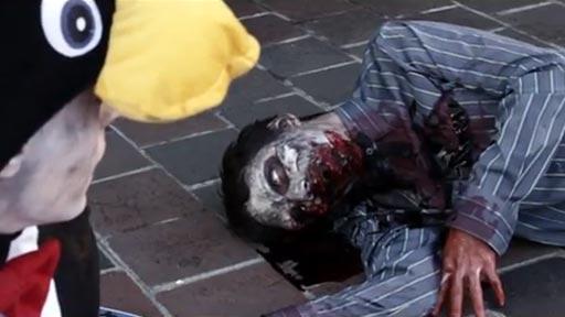 Zombie de pingüino