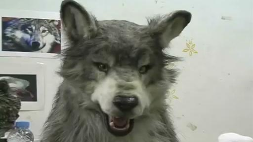 Hombre lobo japo