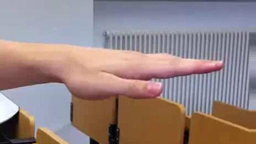 Dedos arriba