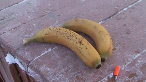Banana Martillo