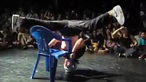 Headspin con silla