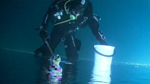 Pesca bajo el hielo