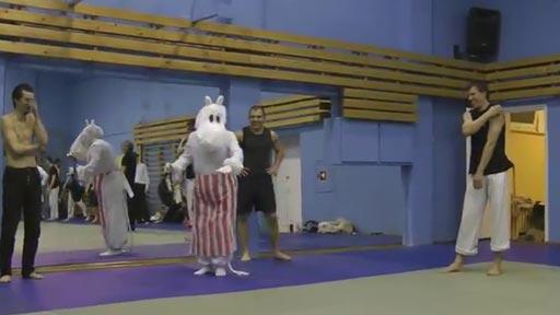 Disfraz de mascota