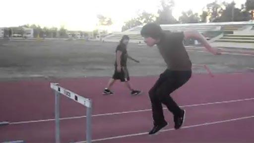 Salto de vallas