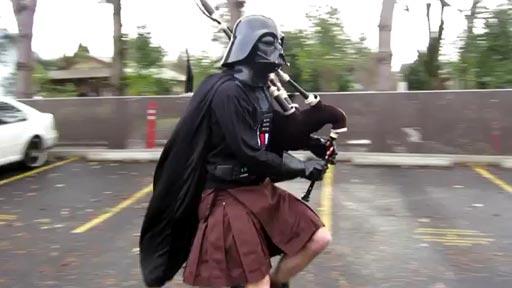 Darth Vader WTF