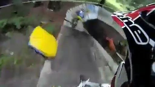Sorpresa en descenso