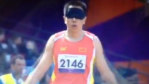 Li Duan. Triple salto