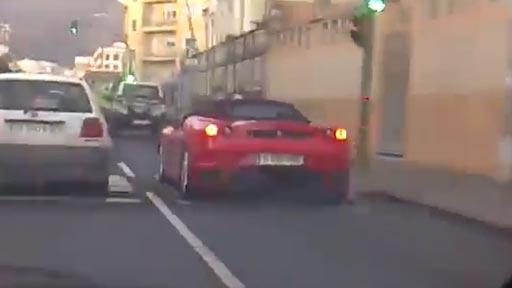 Un Ferrari de verdad