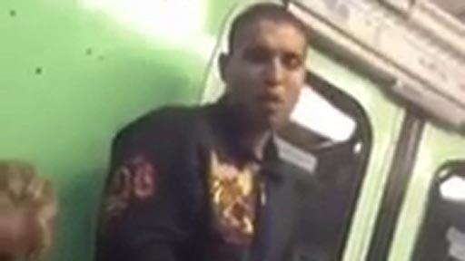 Ladrón en el Metro