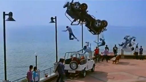 Acción épica india