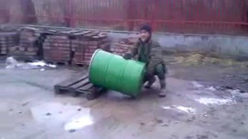 Barril de 200 litros