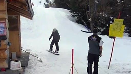 El tele esquí