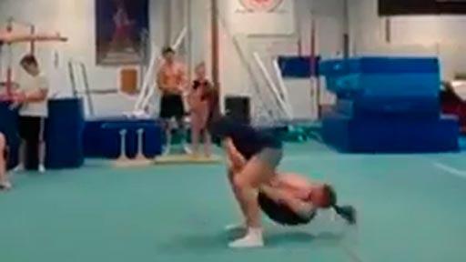 Ensayos acrobáticos