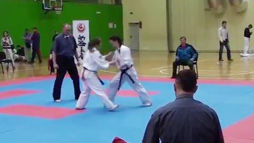 Karate K.O.