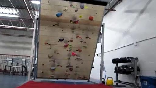 La cinta de escalar