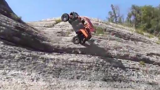 Subir una montaña