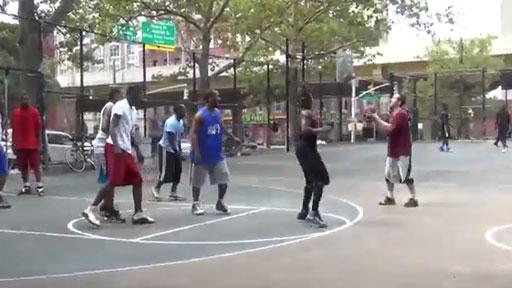 Partidito de basket
