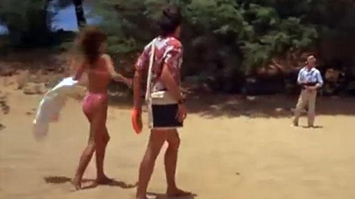 Muerte por frisbee