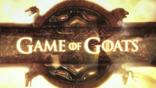 Game of Goats