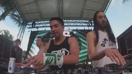 DJs en acción