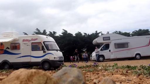 A por la caravana