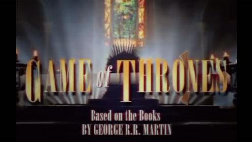 Juego de Tronos VHS