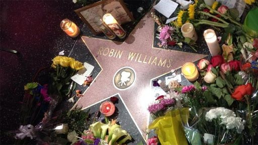DEP Robin Williams