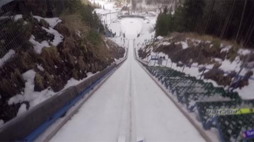 Récord salto de esquí