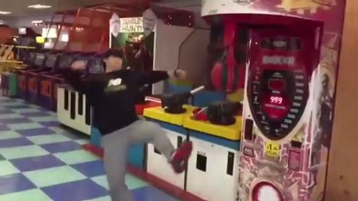 Patadón ninja
