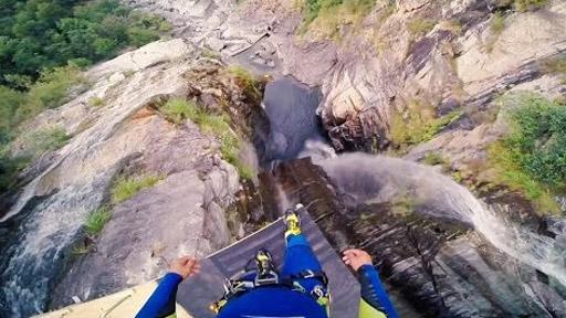 Salto de 59 metros