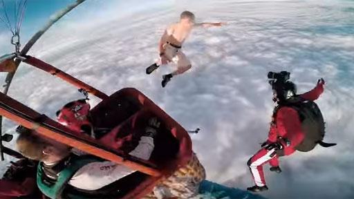 Salto sin paracaídas