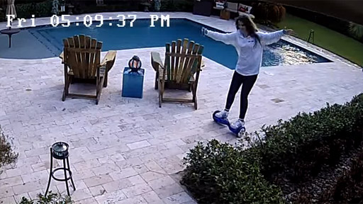 Hoverboard FAIL