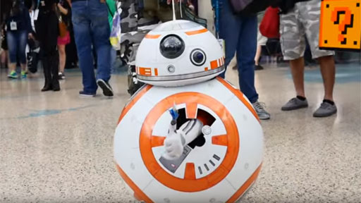 Cosplay BB-8