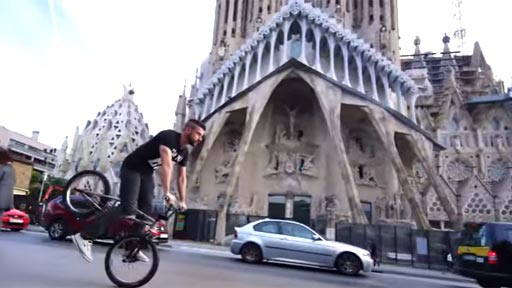 Bike Parkour