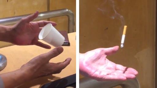 Magia en un centro comercial japonés