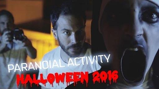 Paranoial Activity Halloween