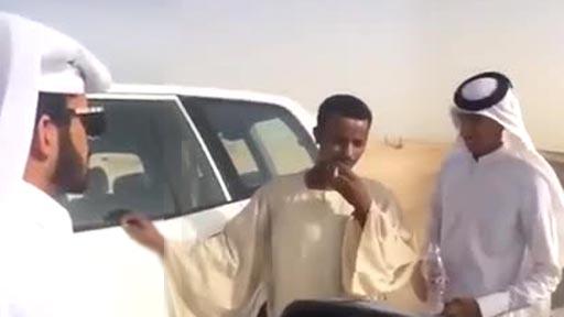 Lo que los árabes fuman está a otro nivel