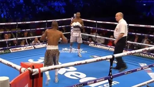 El KO más rápido de la historia del boxeo