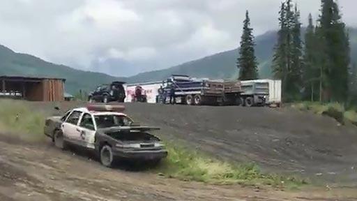 Mientras tanto en Alaska...