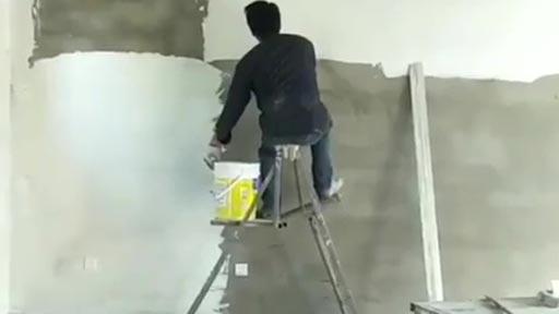 Una ingeniosa escalera