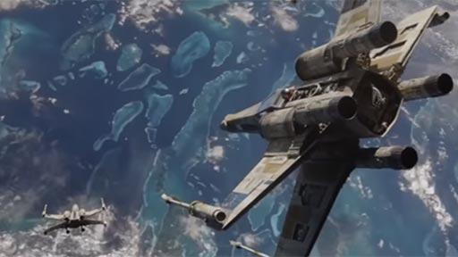 CGI y VFX de Rogue One