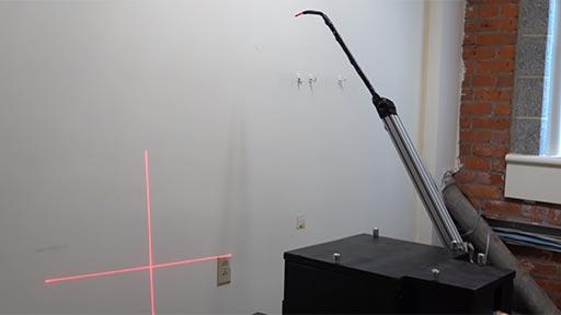 Increíble robot pintor