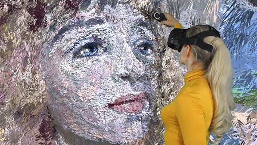 Pintura en realidad virtual