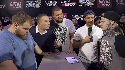 Vuelve Vasily Kamotsky