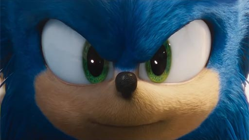 El nuevo Sonic rediseñado
